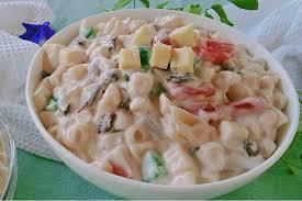 filipino sweet macaroni salad easy and