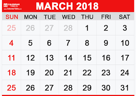 blank march calendar 2018 printable march 2018 calendar calendar table calendar table