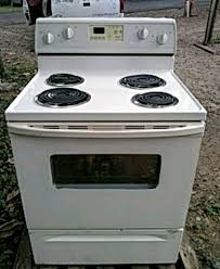 used stoves for