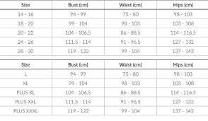 1 Fashion Nova Jeans Size Chart Dolap Magnetband Co