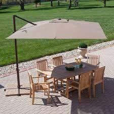 c coast 11 ft offset patio umbrella inspirational fset patio umbrellas island umbrella 10 cantilever umbrella