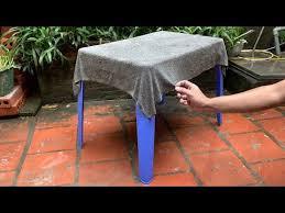 concrete coffee table diy cement planters
