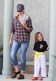 Happy Birthday Jennifer Garner See the Sweetest Garner Affleck.