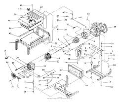 wiring diagram diagram and parts list for generac generatorparts briggs and stratton power products 9778 1 5 500xl 5 500 watt wiring diagram diagram and parts list for generac generatorparts
