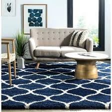 10x14 area rug inspiration house terrific modern navy ivory large area rug with 10x14