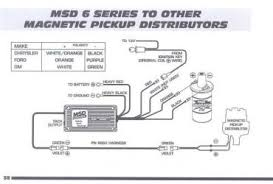 msd wiring diagram wiring diagram and hernes msd 6al wiring diagram hei distributor wire