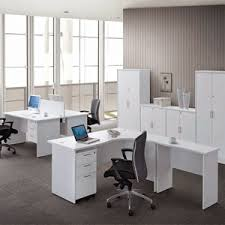 color office chairs. White Color Office Tables And Filing Cabinets In Chairs