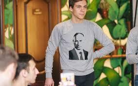 Студент из штаба поддержки Путина нашел шпионов в обществе   Посчитал гражданским долгом подать сигнал