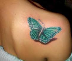 Butterfly Tetování Co To Znamená Hodnota Tetování Motýl Na