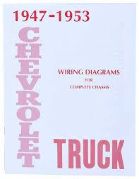 1948 chevrolet truck parts literature 1948 Chevrolet Wiring Diagram Stylemaster Sedan Hot Rod