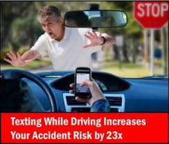 While By 23x Texting Increases Insurance Page Driving Crash - Ltd Risks