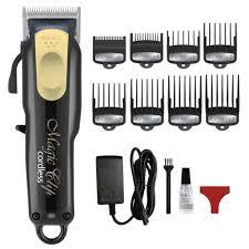 Deal Hot] Tông đơ cắt tóc Magic Clip lươi kép thép tặng kèm 8 cữ thép  chuyên fade đi khung kê lược tại Hà Nội