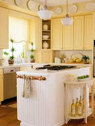 yellow country kitchens. Image Of: Small Country Kitchen Design Yellow Kitchens W