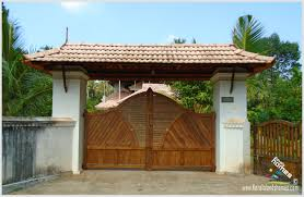 Small Picture Beautiful Houses Compound Wall Designs Photo Kerala House Gate