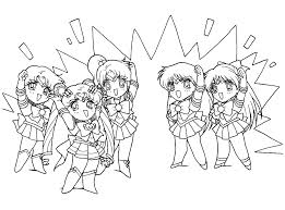 Small Picture Best Sailor Moon Coloring Contemporary Coloring Page Design