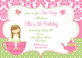 tea party templates tea party invitations templates free epic invitation baby shower