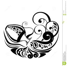 зодиак Tattoo знака конструкции водолея иллюстрация вектора
