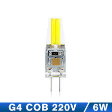 YNL 2017 New LED Lamp G4 G9 E14 AC / <b>DC 12V 220V</b> 3W 6W ...