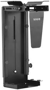 VIVO Adjustable Under-Desk and Wall <b>PC</b> Mount   <b>Computer Case</b> ...