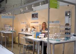 judith bright whole tradeshow booth 2008 450x320