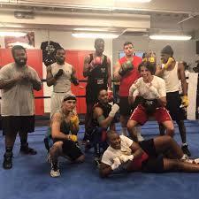 gold folk s boxing club