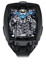 Bugatti chiron pur sport 2020. This 280 000 Bugatti Watch Has A Tiny 16 Cylinder Engine Inside