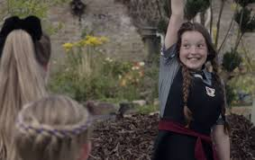 Jenny richardson is a british child actress who portrays the role of ethel hallow on the chamberlain diaries. The Worst Witch 2017