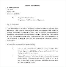 Apartment Noise Complaint Letter Sample Free Sample Complaint Letter