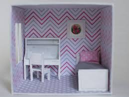 miniature furniture you can make for a