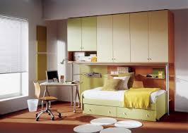 Modern Bedroom Storage Bedroom Modern Bedroom For Kids With Nice Storage And Study Area