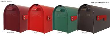 heavy duty mailbox.  Duty GDM Heavy Duty Mailbox Colors In Heavy Duty Mailbox A