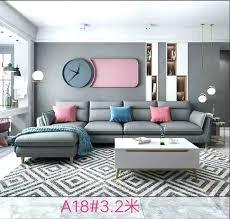 modern drawing room furniture gray
