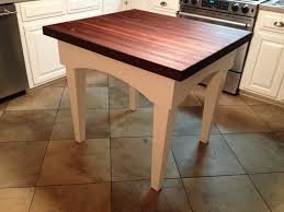 Butcher Block Kitchen Island Counter Height Butcher Block Kitchen Island Best Kitchen Island 2017