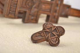 next to skin amulets handmade wooden cross pendant designs wood craft contemporary jewelry