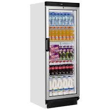 single glass door upright display fridge quick view