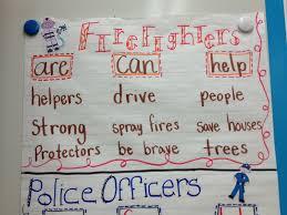 Community Helpers Chart Community Helpers Lessons Tes Teach