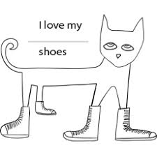 What are the hats and types of shoes. Top 21 Free Printable Pete The Cat Coloring Pages Online
