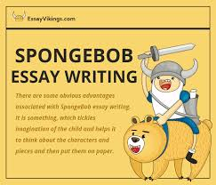 spongebob essay writing squarepants procrastination  spongebobs essay writing procrastination boating school