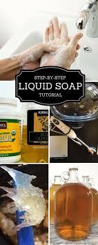 northwest edibles recipe for liquid castile soap
