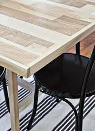 build dining room table. DIY Dining Room Table Build E