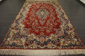exclusive hand knotted persian palace carpet flowers lawer kerman antique 200 x