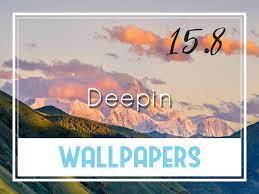 Deepin 15.8 Default Desktop Wallpapers ...