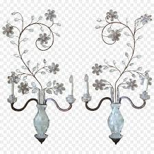 Wandleuchte Beleuchtung Kronleuchter Design Vintage Lampen