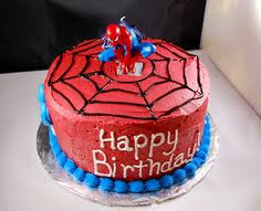 85 Best Spider Man Cakes Images In 2019 Birthday Cakes Bakken Sweets