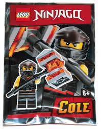 LEGO Ninjago Cole Legacy minifiguur NJO551 - JB-Bricks