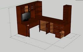 Fantastic Big Computer Desk Verly Large L Shaped Computer Desk Help  Woodworking Talk