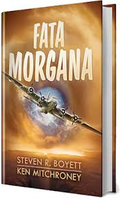 goodreads is giving away 10 advance reader copies arcs of fata morgana my uping novel with ken mitchroney