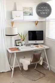 best 25 small home offices ideas on tiny home office for narrow desks for small spaces plan