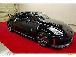 2008 Magnetic Black Nissan 350Z NISMO Coupe #53665501 | GTCarLot ...