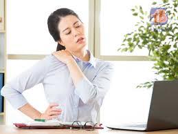Kết quả hình ảnh cho đau vai gáy là gì